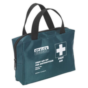 Sealey Sealey SFA02S First Aid Kit For Mopeds and Motorcycles