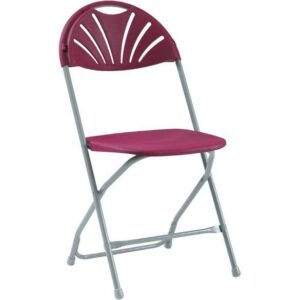 Series 2000 Folding Chair in Black (Pk 8)