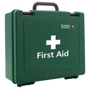 Statutory Green Box Large Workplace First Aid Kit