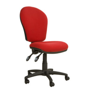 Steelco Ascot AS030 High Back Operator Chair - Red