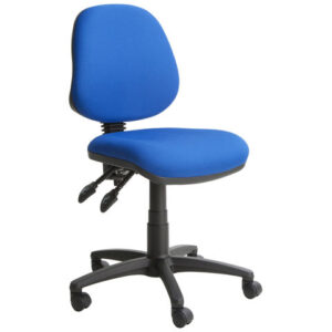 Steelco Kirby KR020 Medium Back Operator Chair - Blue